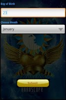Screenshot of Horoscope Mania