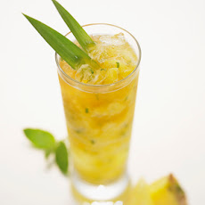 Sparkling Pineapple Mojitos Recipe | Yummly