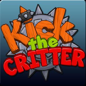Cover art Kick the Critter - Smash Him!