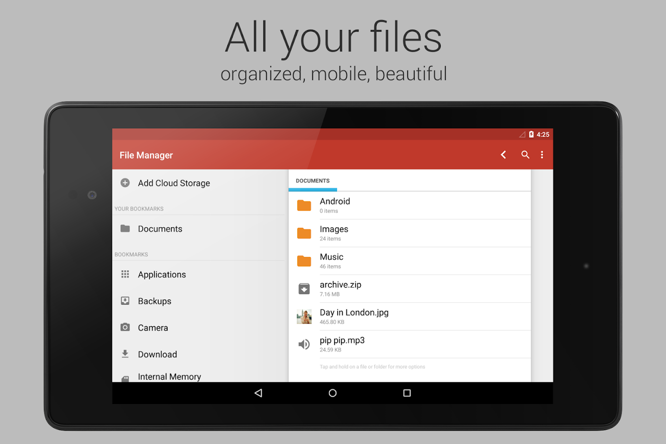File Manager Screenshot 5