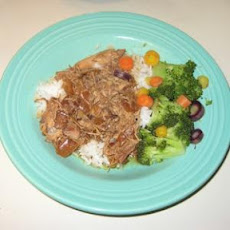 Crock-Pot Chicken Adobo