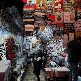 Camden Town by Almas Bavcic - City,  Street & Park  Markets & Shops