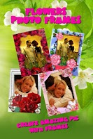 Screenshot of Flower Photo Frames HD
