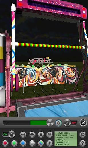 Funfair Simulator: Spin-around - screenshot