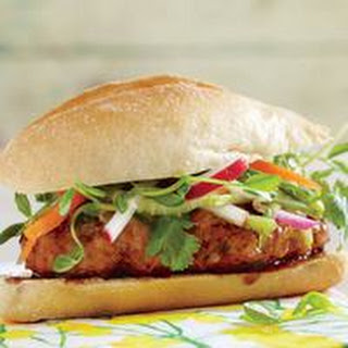 BBQ Banh Mi Sliders