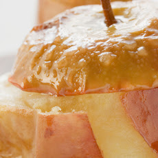 Baked Apples Stuffed With Caramelised Fruits