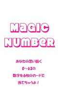 Screenshot of MagicNumber