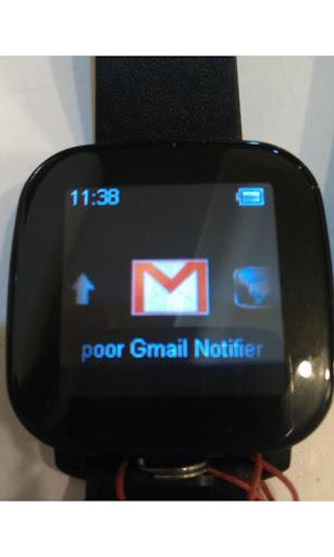 poor Gmail Notifier