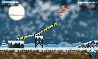 Screenshot of Snow Rider-Free