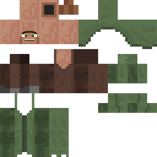 Villager Nova Skin - Villager skin fur minecraft pe