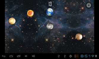 Screenshot of nPlanet - 2014 Hardest Arcade!