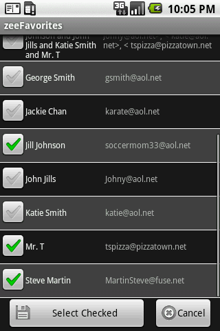 【免費工具App】zee Favorites Compact-APP點子
