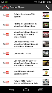 MotorSportsSuperStore - screenshot