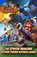 Screenshot of Lord Rush: Medieval Castle War