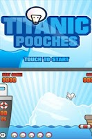 Screenshot of Titanic Island Game Tablet