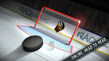 Screenshot of Hockey Showdown
