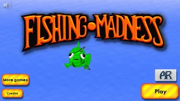 Screenshot of Fishing Madness