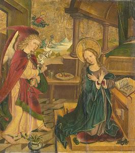 RIJKS: Meester van het Salemer Altaar: painting 1510