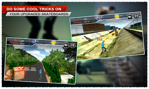 Amazing Street Skating Game- screenshot thumbnail