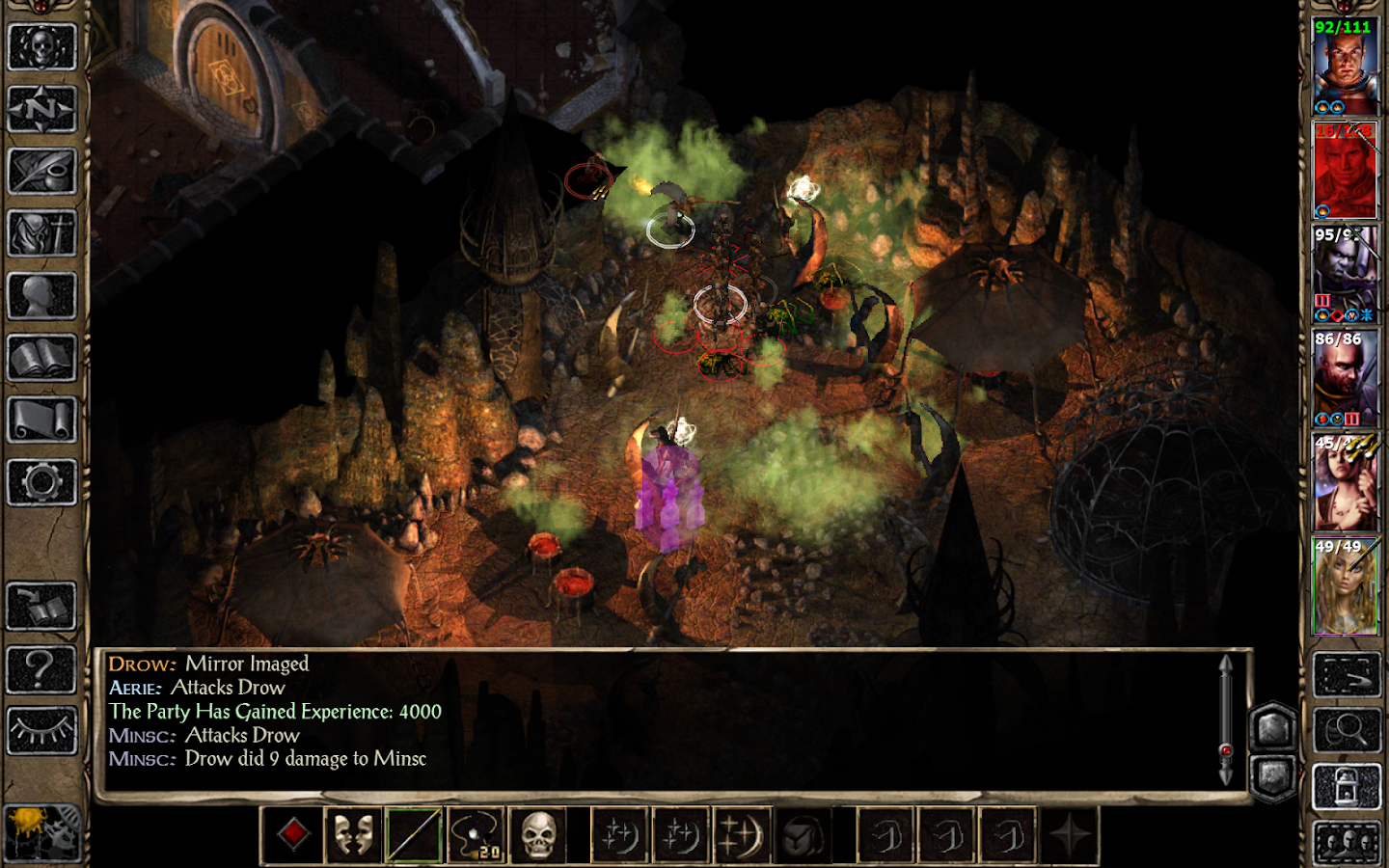 Baldur's Gate II Screenshot 19