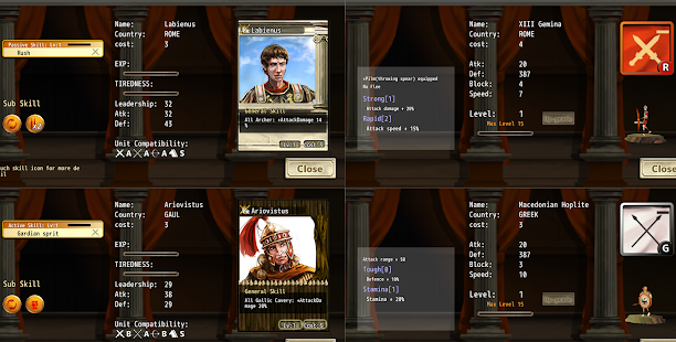 Roman War(3D RTS) APK for Blackberry