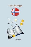 Screenshot of enigmWord Norsk (uten reklame)