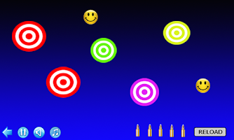 Screenshot of Target Shooter Pro