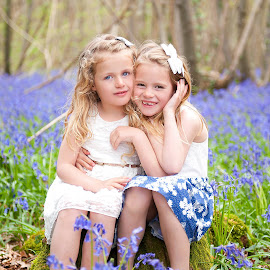 Last Chance for Bluebells: If anyone wants to get shots in the Bluebells, next weekend is the last chance saloon. PM If you are interested. by Alison Gaudion - Babies & Children Children Candids