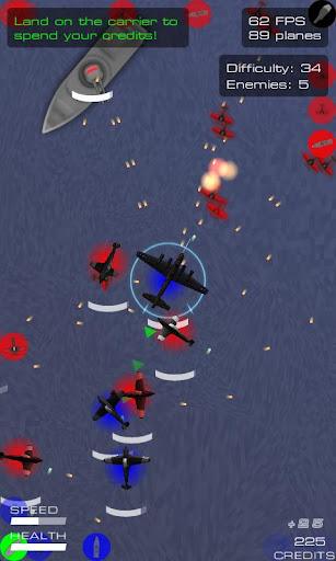 Roaring Skies Dogfight War