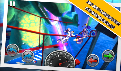 Daredevil Rider FULL - screenshot