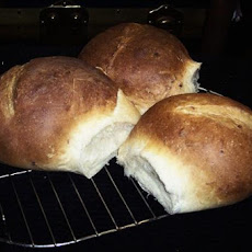 Buttermilk Cheese Bread