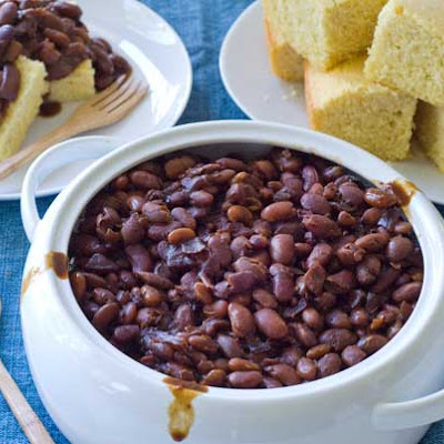 Gluten Free Slow Cooker Baked Beans