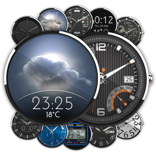Clocki - Wear Watch Faces
