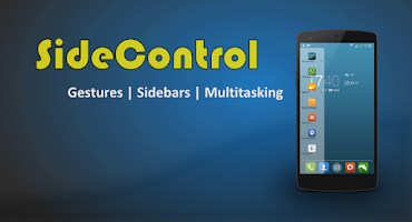 Screenshot of SideControl
