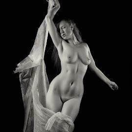 Torn by John McNairn - Nudes & Boudoir Artistic Nude