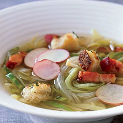 Country Potato-and-Cabbage Soup