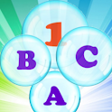 Learn Alphabet with Bubbles icon