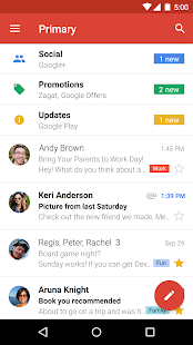 App Gmail APK for Windows Phone