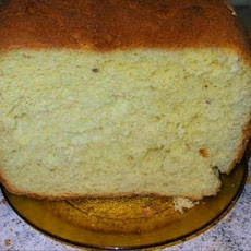 Brazilian Cornbread ( Bread Machine )