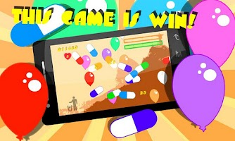 Screenshot of Crazy Pill HD (Free)