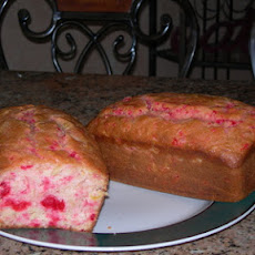 Cherry PIneapple Pound Cake