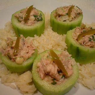 Tuna Fish Appetizers Recipes