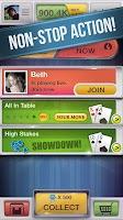 Screenshot of Poker Friends - Texas Holdem
