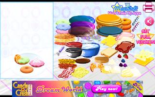 Screenshot of Breakfast Maker Demo