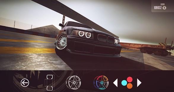 APK Game Drift Zone for BB, BlackBerry