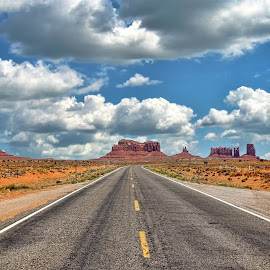 The Road West by Lanis Rossi - Landscapes Travel (  )