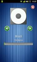 Screenshot of Music Proximity beta