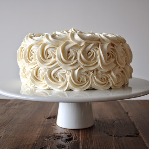 Deliciously Simple Vanilla Buttercream