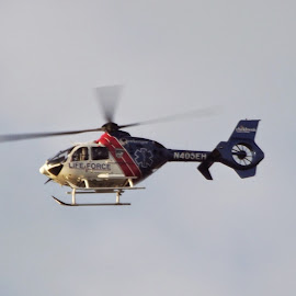 by Brian Baggett - Transportation Helicopters
