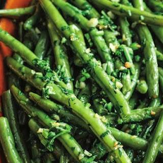 Green Beans With Snail Butter From 'My Paris Kitchen'